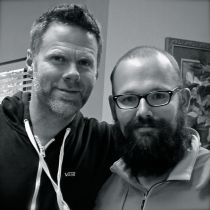 With Hands & Feet Project Director Mark Stuart (April 2013)