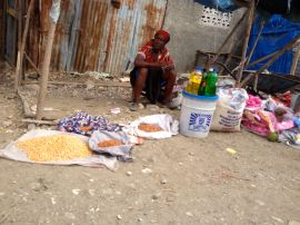 Market in Grand Goave